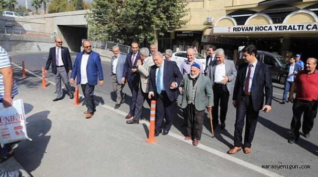 AK Parti Kahramanmaraş Milletvekili Veysi Kaynak: