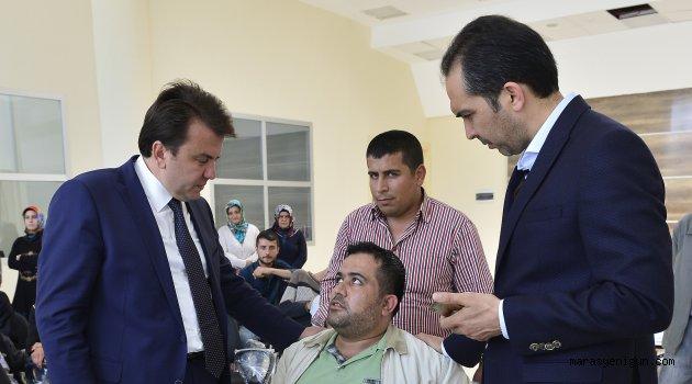 """Başkan Erkoç: """"Herkes Engelli Olabilir"""""""