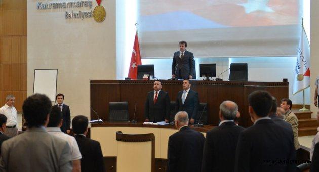 Büyükşehir Belediye Meclisi 11 Haziran'da Toplanıyor.