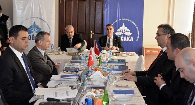DOĞAKA'nın 61. Toplantısı Osmaniye'de düzenlendi.