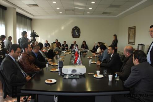 Tobb, G20 Toplantıları İçin Rusya'daydı